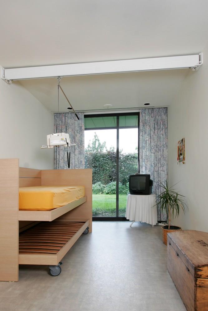 Rails de plafond
