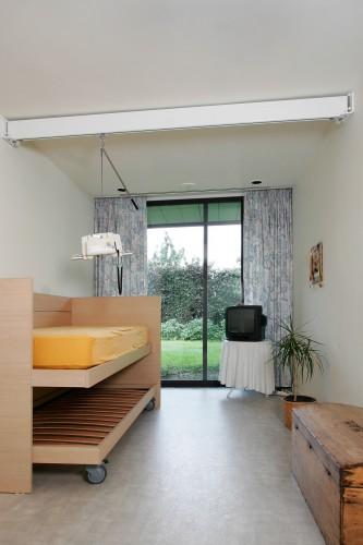 Rails de plafond, Systèmes de rails au plafond