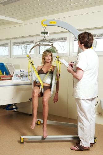 Lève-personne mobile 2600 (Victor) , Balance , Sangle de bain, Accessoires
