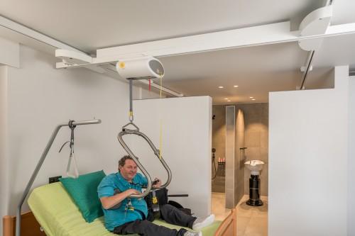 Handi-Move  - Traverse electrique, Systèmes de rails au plafond
