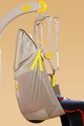 Lève-personne mobile 2600 (Victor) , Lève-personne avec fléau basculant 2610 (Victor) , Le fléau basculant électrique